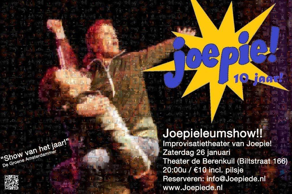 Joepie!leumposter